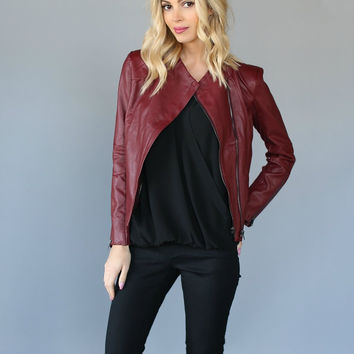 Monroe Moto Jacket - ITEM OF THE DAY