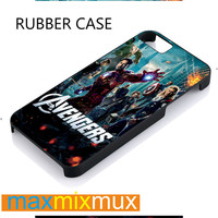 The Avengers 2 iPhone 4/4S, 5/5S, 5C, 6/6 Plus Series Rubber Case