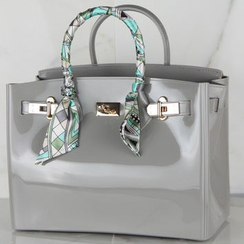 Gris Grey Beachkin Bag
