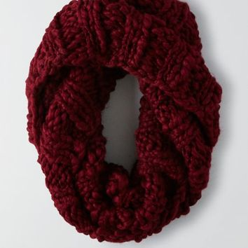 AEO Women's Chunky Ribbed Snood
