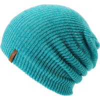 Empyre Girl Piper Turquoise Speckle Beanie
