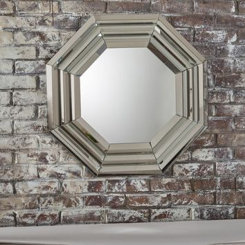 Eoin Hexagonal Accent Mirror