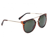 Sole Society Cami Round Bar Sunglasses