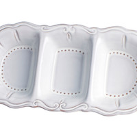 3-Part Condiment Tray, Serving Trays