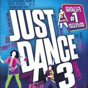 Just Dance 3  (Nintendo Wii, 2011) Second Listing