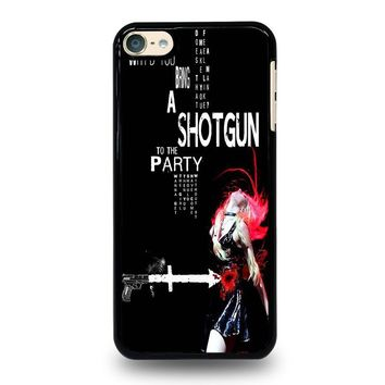 THE PRETTY RECKLESS QUOTES iPod Touch 4 5 6 Case Cover