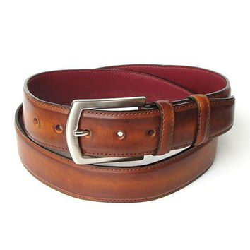 LMF78W Handmade Leather Belt