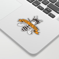 Save The Bees Sticker by comfykindness