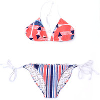 Tallow - Sunset Sail Tri Bikini - Mollusk Surf Shop