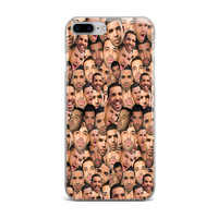 Drake Faces iPhone Case