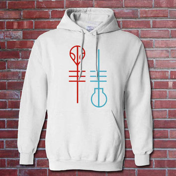 Twenty One Pilots 43 Hoodie , Sweatshirt , garment ink, custom your name here ( free )