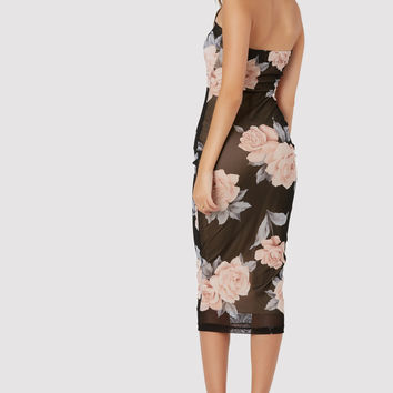 Right Floral You Dress