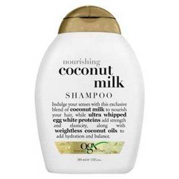 OGX Nourishing Coconut Milk Shampoo 13 oz