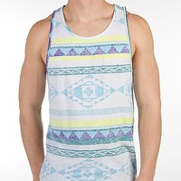 Colorfast Southwestern Print Tank Top