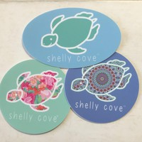 Shelly Cove Sticker Pack Floral