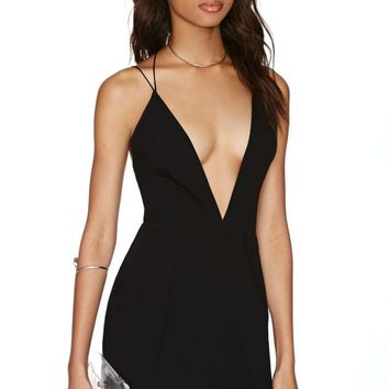 Nasty Gal String Me Along Dress