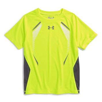 Boy's Under Armour 'Glow' HeatGear T-Shirt,