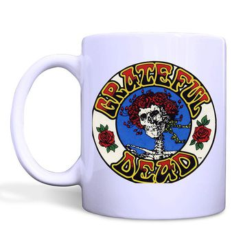 NEW THE GRATEFUL DEAD Mug