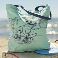 Surf's Up Tote - Haute Dog