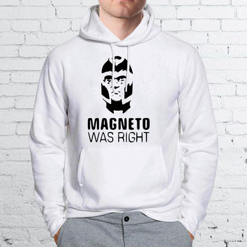 X-Men Magneto was right Unisex Hoodies - ZZ Hoodie