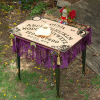 Sweet Gypsy Ouija Table Spirits Speak
