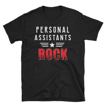 Personal Assistants Rock, Funny Student & Job Appreciation Gift