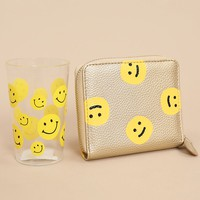 Tyakasha Park Smiley Face Wallet