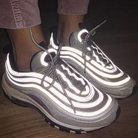 NIKE AIR MAX 97 Fashion Running Sneakers Sport Shoes I