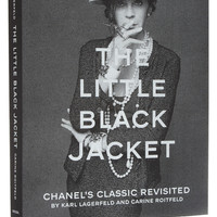 The Little Black Jacket | The Little Black Jacket: Chanel's Classic Revisited by Karl Lagerfeld and Carine Roitfeld book | NET-A-PORTER.COM