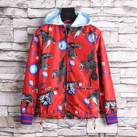 GUCCI Fashion Cardigan Jacket Coat Windbreaker