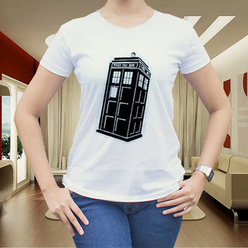 Doctor Who for women t shirt men t shirt tshirt cotton clothing