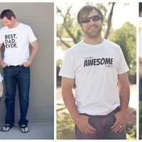 Daddy & Me Shirts - Perfect for Father's Day!