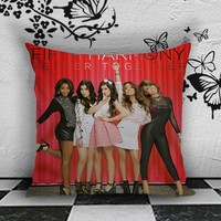 BDP 101 Fifth Harmony - Pillow Case 16x16, 2 side