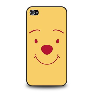 WINNIE THE POOH FACE iPhone 5C Case Cover