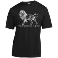 TL Leo Youth Moisture-Wicking Shirt