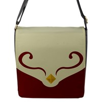 Large Rito Delivery Crossbody Bag