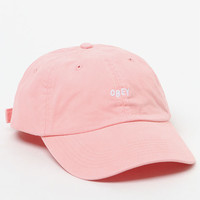 OBEY Jumble Bar II Strapback Dad Hat at PacSun.com