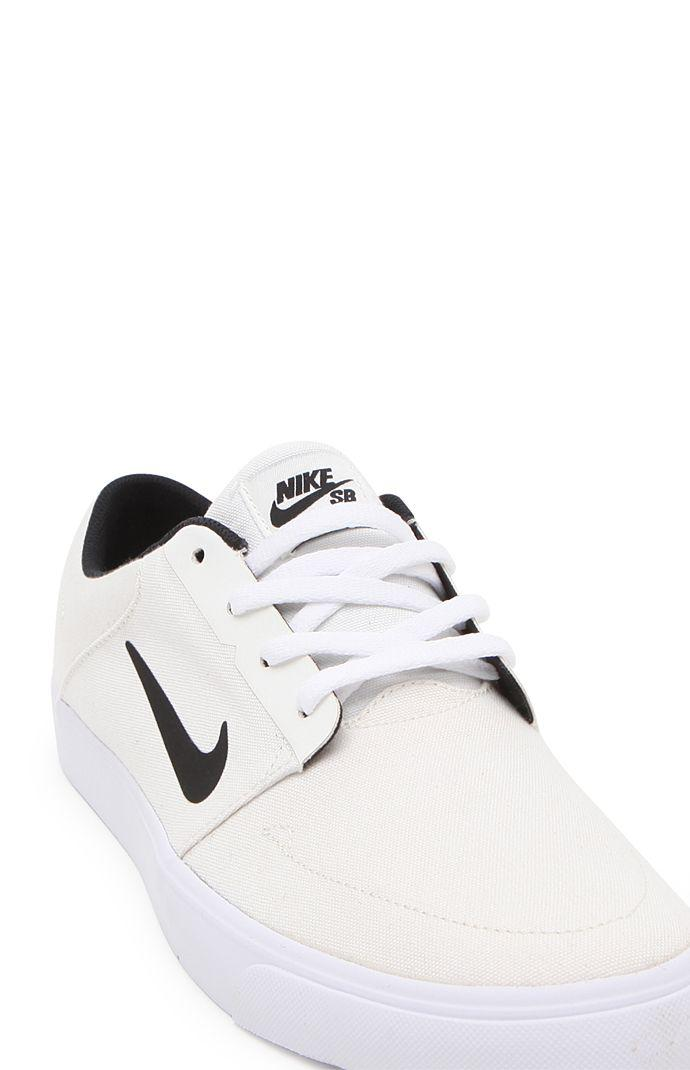 Nike SB Portmore Canvas Shoes - Mens from PacSun  a22c93e12b17