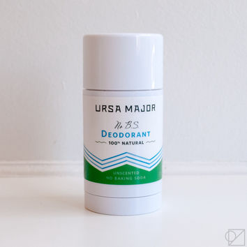 Ursa Major No B.S. Deodorant