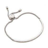 Michael Kors Pave Bar Slider Bracelet