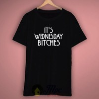 It's Wednesday American Horror Story T Shirt – Mpcteehouse.com