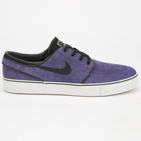Nike Sb Zoom Stefan Janoski Mens Shoes Purple  In Sizes