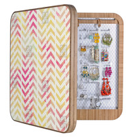 Allyson Johnson My Favorite Chevron BlingBox