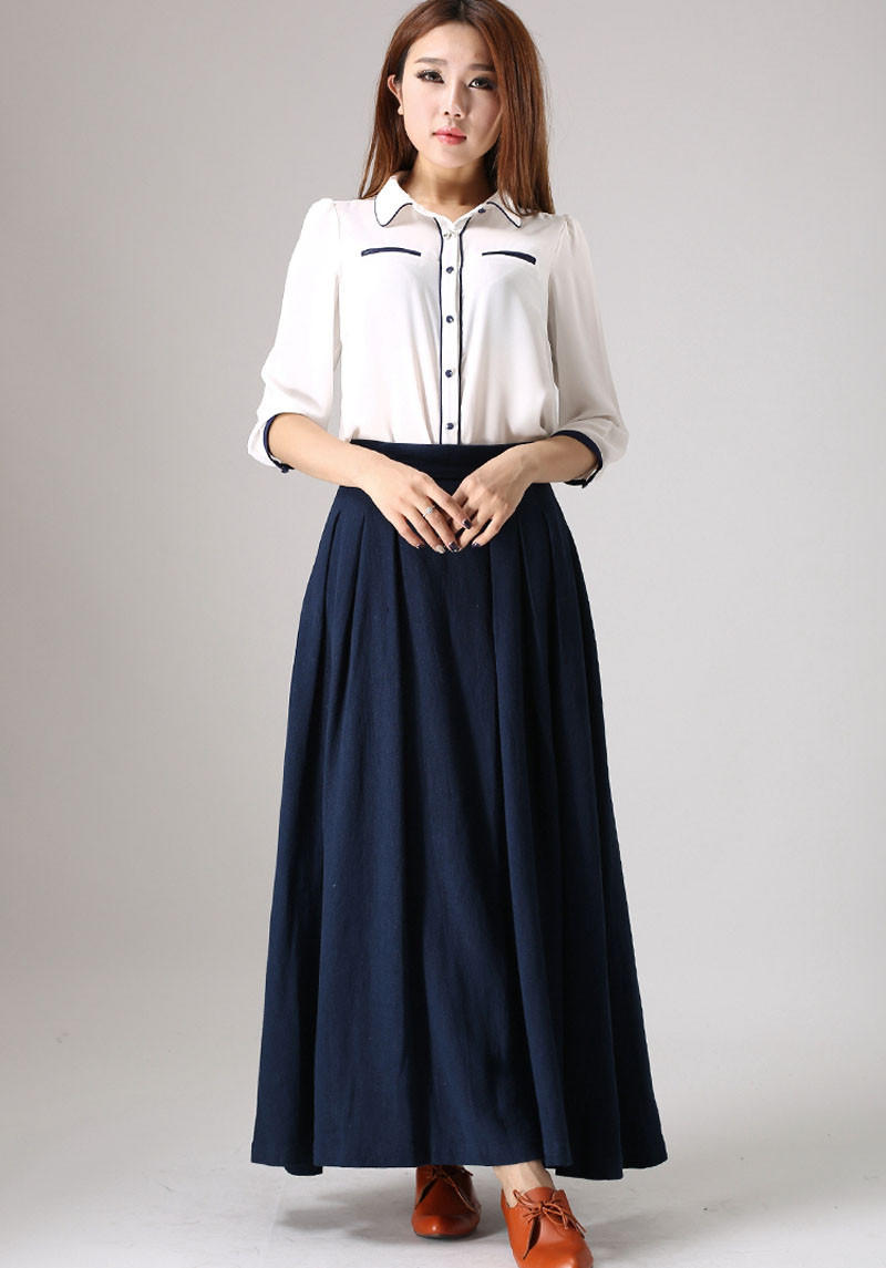 circle skirt skirt maxi skirts from shopxiaolizi