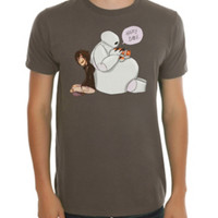 Disney Big Hero 6 Hairy Baby T-Shirt