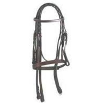 Gatsby Leather Company - Fancy Snaffle Bridle