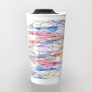 Baby art Travel Mug by Mrnobody