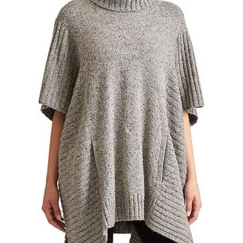 Athleta Womens Passage Sweater Poncho