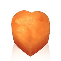 Seated Heart Himalayan Salt Lamp