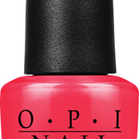 OPI Nail Lacquer - Red My Fortune Cookie 0.5 oz - #NLH42